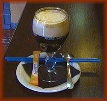 foto di irish coffee